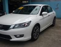 honda accord 2013 sport blanco importado Negociable y Con Financiamien