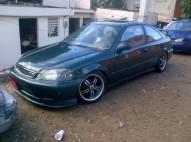 honda civic coupe 1999-2000 mica ancha