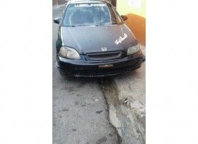 honda civic 99 carro barato