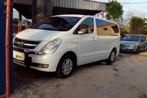 hyundai h1 2011 blanca