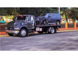 international flat bed 1995