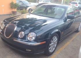 jaguar type S 2000 nitido