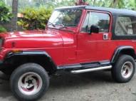 jeep wrangler 1988 v6 automatico nitido todo original