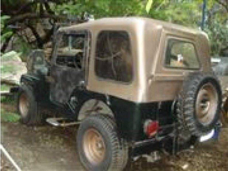 jeep Willys 4x4 4Cil
