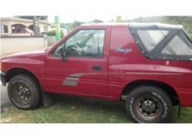 jeep isuzu 1993 transmicion automatica