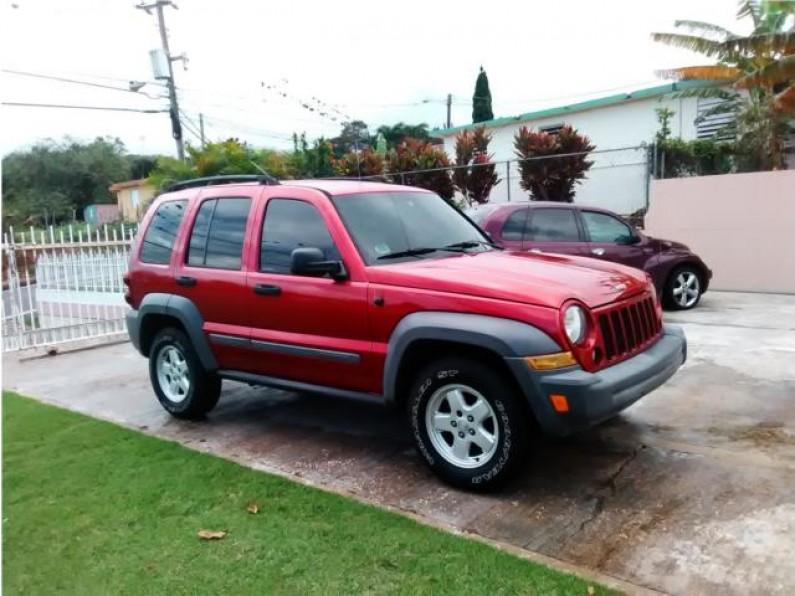 Jeep Liberty 2006 Precio 4800 Hatillo 96667 Pr