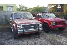 jeep wagoneer 1989jeep cheroke 1993