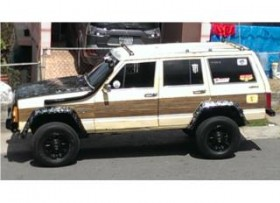 jeep wagoneer 4x4 turbo del 88 cvd o ck