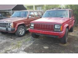jeep wagoneer y jeep cherokee