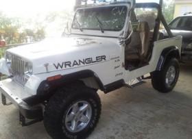 jeep wrangler 1987 inmaculado