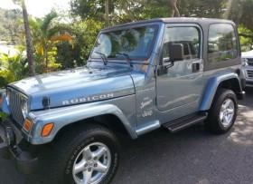 jeep wrangler 1999 como nuevo