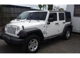 jeep wrangler 4 puertas4x42011
