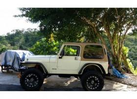 jeep wrangler 87 7300