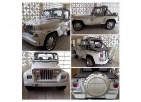 jeep wrangler renegade 1991