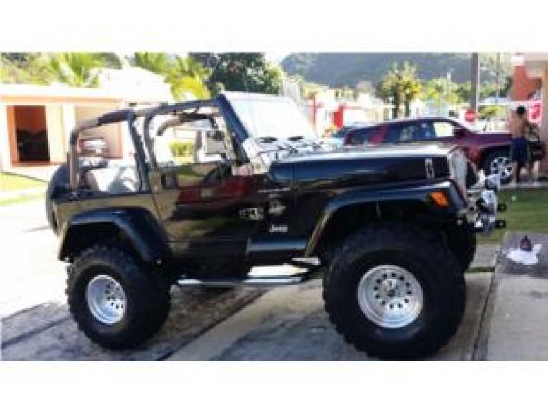 jeep wrangler sahara 2000 buenas condiciones
