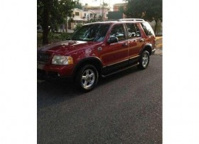 jeepeta Ford Explorer 2003