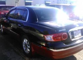 kia Amanti 2006 cuatro puertas 8500