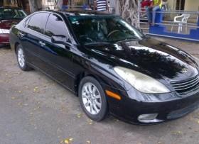 lexus es300 2002 nunca gas