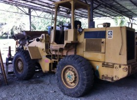loader caterpillar 926