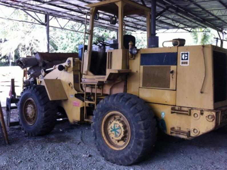 loader caterpillar 926