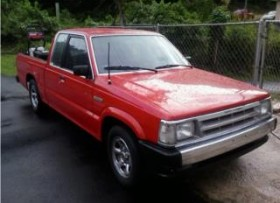 Mazda pick up mazda b2200 compra venta carros en pr pick up mazda b2200 cab med new altavistaventures Image collections