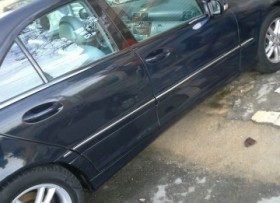 mercedes benz c200 2001 bien negociable