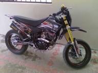 motocross honda CRF 200CC - 2008