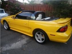 mustang gt convertible 50