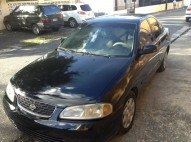 nissan sentra b15 2000 financ- disponible