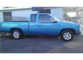 nissan pick up 1996