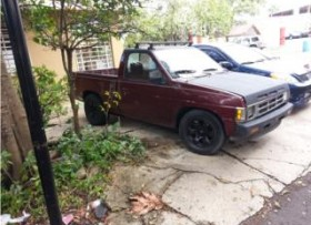 nissan pick up 85 1000