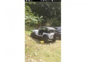 o cambio Jeep wrangler 1990