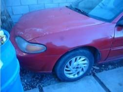 o cambio ford escord 97 4 cil