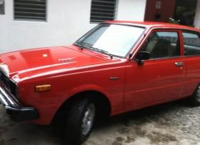 oyota Corolla Rojo 1968 Dos 2 puertas