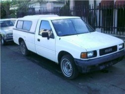 pick-up isuzu 1990
