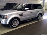 range rover sport 2012 v6 Diesel