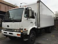 se vende camión nissan ud 2003 automático