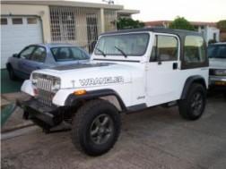se vende jeep wrangleo se cambia por pickup