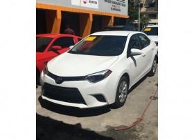 super carro Toyota Corolla 2016