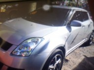 suzuki swift 2008 gris
