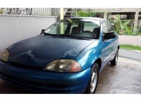 suzuki swift 2001 aut