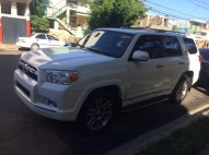 toyota 4Runner 2013 super cómoda a tu disposición
