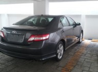 toyota camry SE 2011 color gris raton