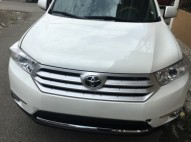 toyoya highlander 2013 full