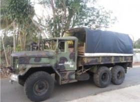 truck militar 1970 6x6 turbo