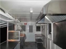 vagon preparedo para cafeteria