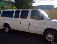vendo ford e-350 2009 15 pasa