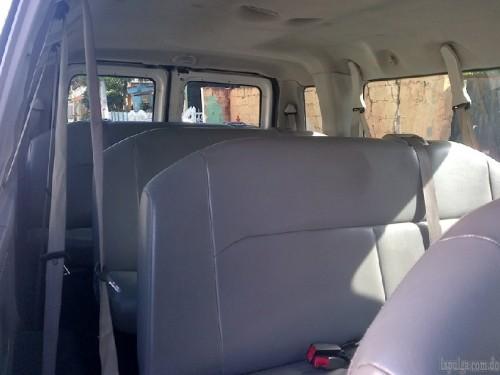 vendo ford e-350 2009, 15 pasa