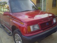 vendo jeep 4x4 suzuki Sidekick 95 en buen estado