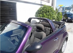 venta pt cruiser convertible de lujo 82 mil negociable